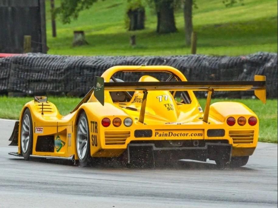yarış aracı