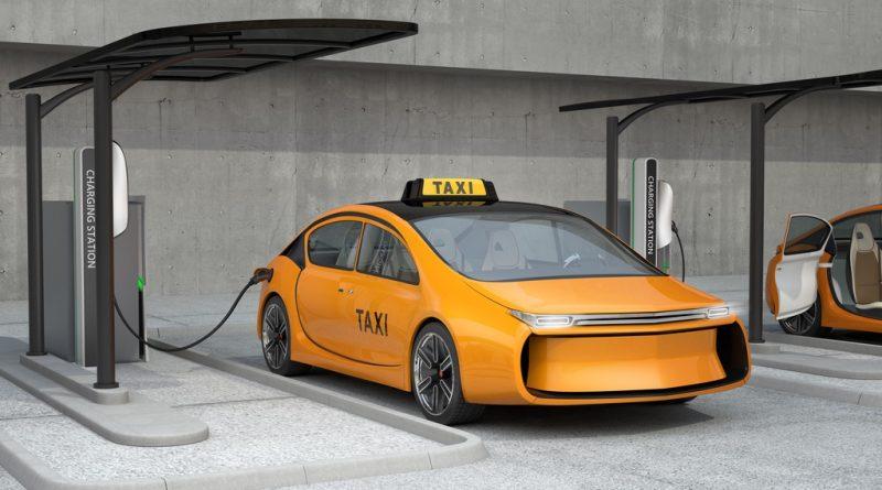 taksi elektrikli