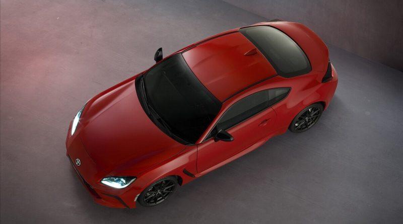 Toyota'nın yeni coupesi: GR86